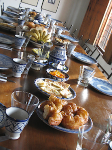 Dar Seffarine早餐