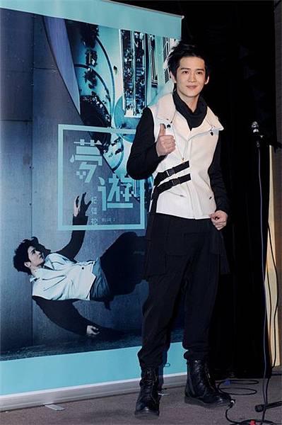 紀佳松加盟索尼音樂推新專輯《夢游》 主打歌《不要忘記我》詮釋奶爸心情1