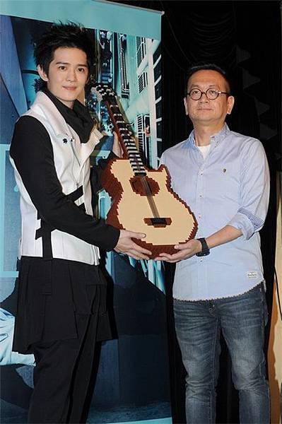 紀佳松加盟索尼音樂推新專輯《夢游》 主打歌《不要忘記我》詮釋奶爸心情4