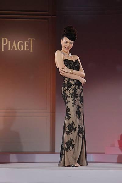 張榕容 【Piaget】Couture Précieuse 台北文創