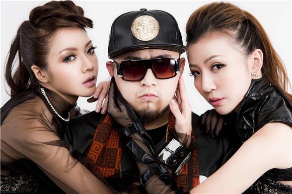 Candy Cola糖果可樂 全新華流電音組合 3P派對新浪潮2