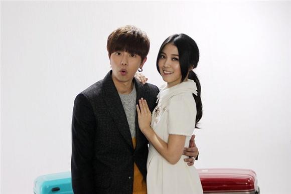 卓文萱、黃鴻升甜蜜出演「心愛的」MV 外帶假戲真作1