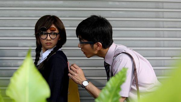 蔡黃汝改頭換面 逗趣演出氣質女神變臉哈利波特2