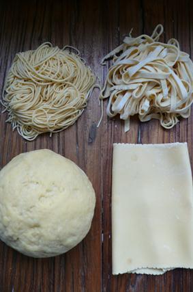 帕莎蒂娜 義大利蛋黃麵