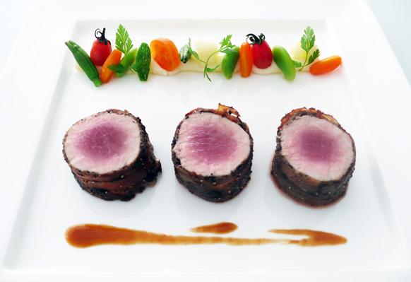 帕莎蒂娜‧碳燒醃肉東港黃鰭鮪佐松露-S.jpg