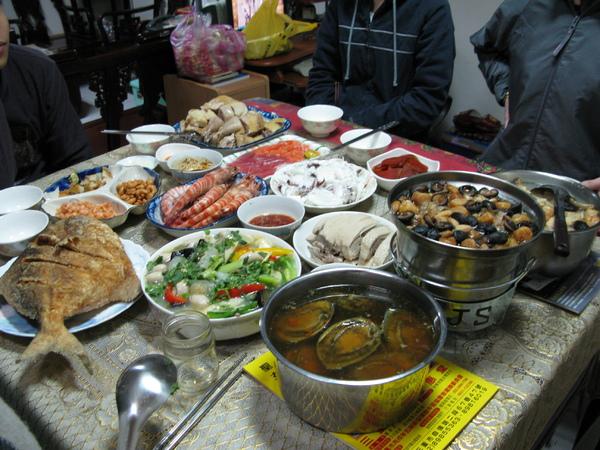 2009-01-25 年夜飯 14