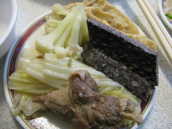2010-03-27 金岡正老店薑母鴨 18.JPG