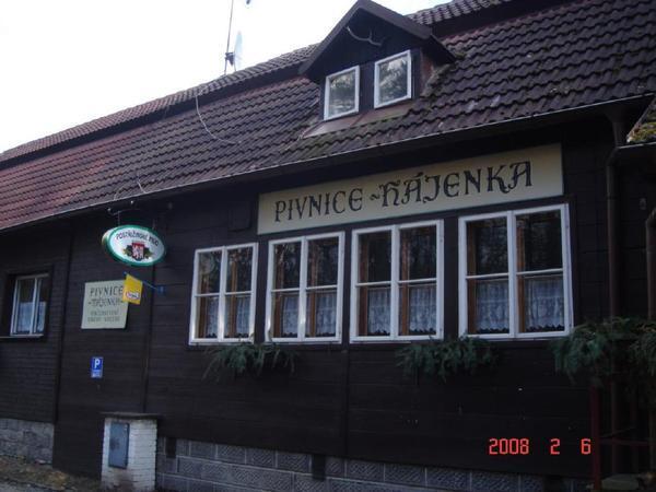 赫拉巴爾-Hajenka酒館