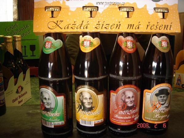 赫拉巴爾啤酒