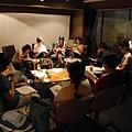 20080628讀書會-一塊讀小說1(認真的模樣)
