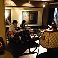 20081025讀書會-剛好有畫展1