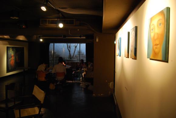 20081025讀書會-剛好有畫展2