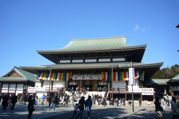 成田山新勝寺(from find-travel.jp)