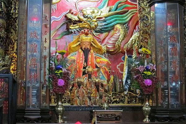梓官城隍廟1