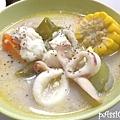 宏都拉斯 海鮮湯 米布丁