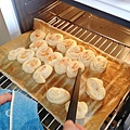 鮭魚乳酪捲
