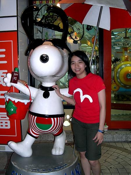 墾丁大街-Snoopy專賣店