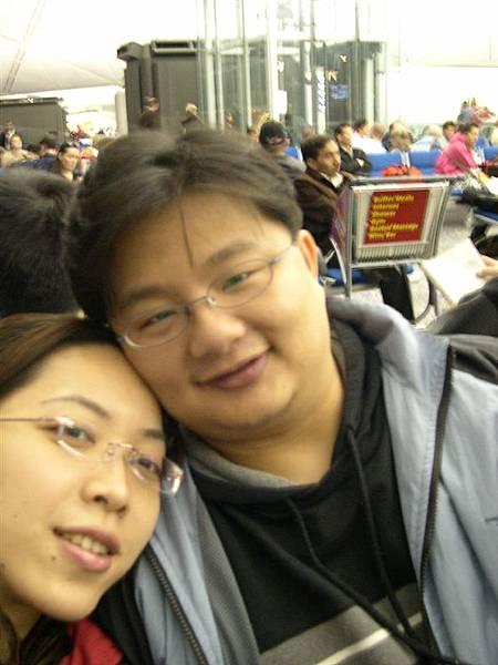 12-4 啟程-香港