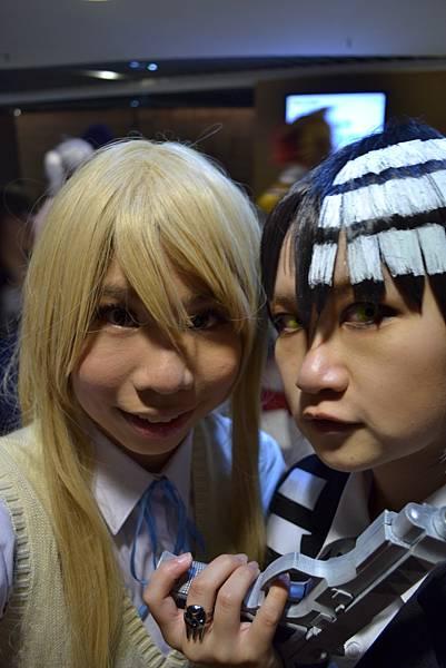 with アラ