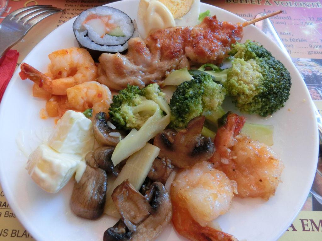 5午餐吃到飽中式 (8)