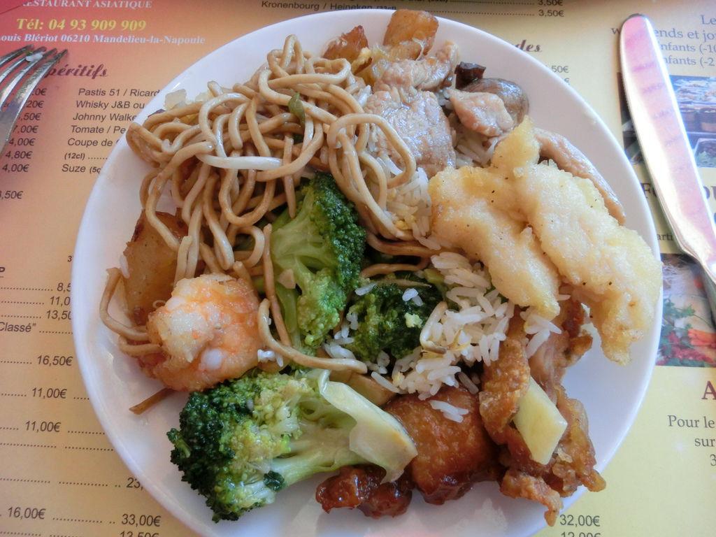 5午餐吃到飽中式 (2)