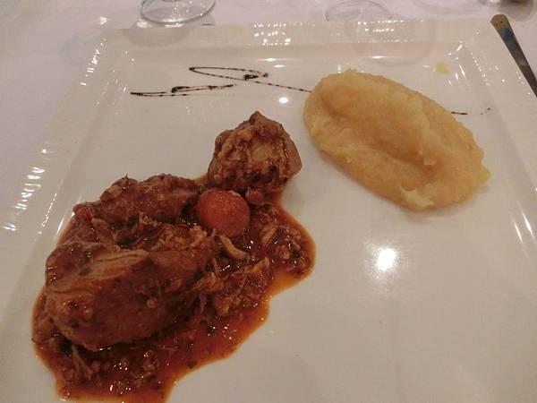 14飯店晚餐卡書雷特料理Cassoulet (11)