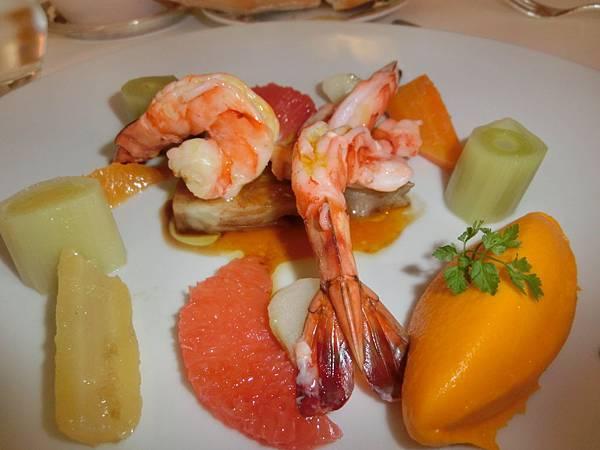 4午餐Le Prieure(9)
