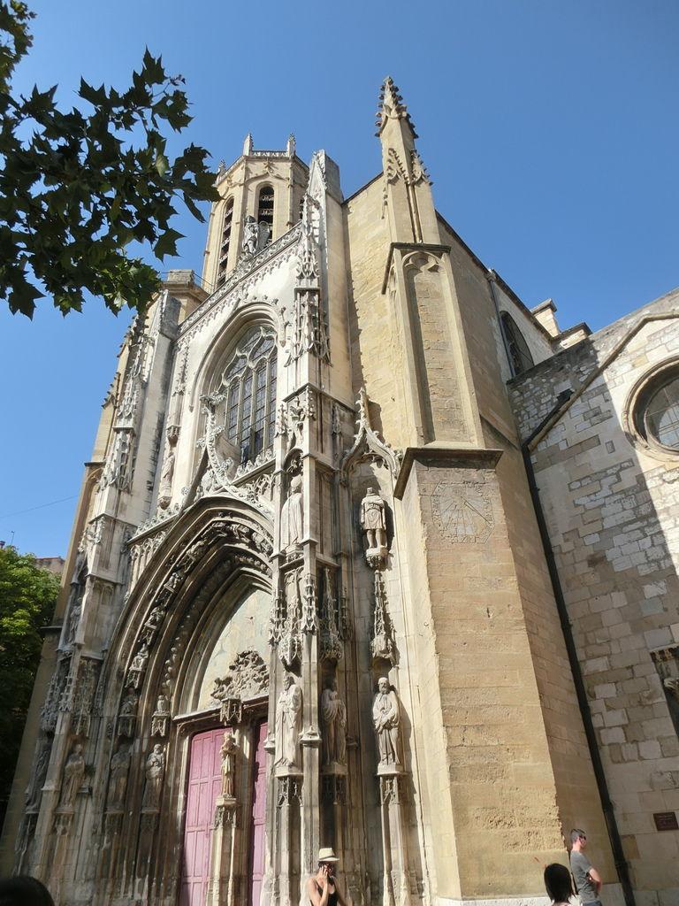 7艾克斯普羅旺斯 (13)聖救主大教堂