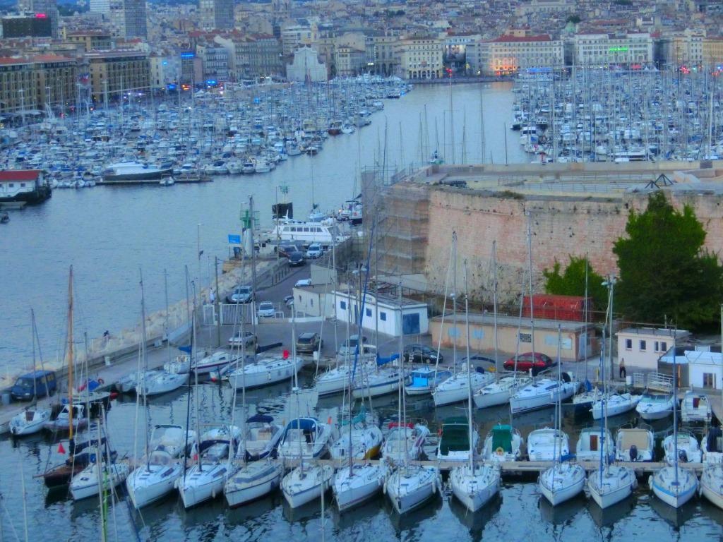 9五星級馬賽飯店Sofitel Marseille Vieux Port  (22)
