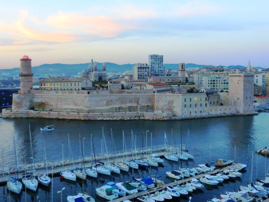 9五星級馬賽飯店Sofitel Marseille Vieux Port  (21)