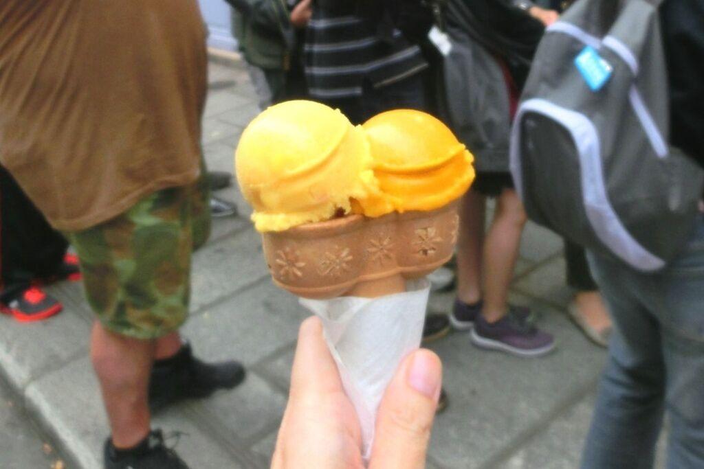 6巴黎市區逛街 (3)berthillon冰淇淋