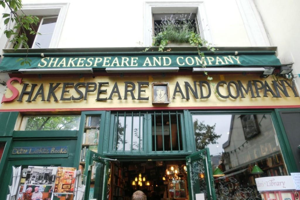 9莎士比亞書店 (3)