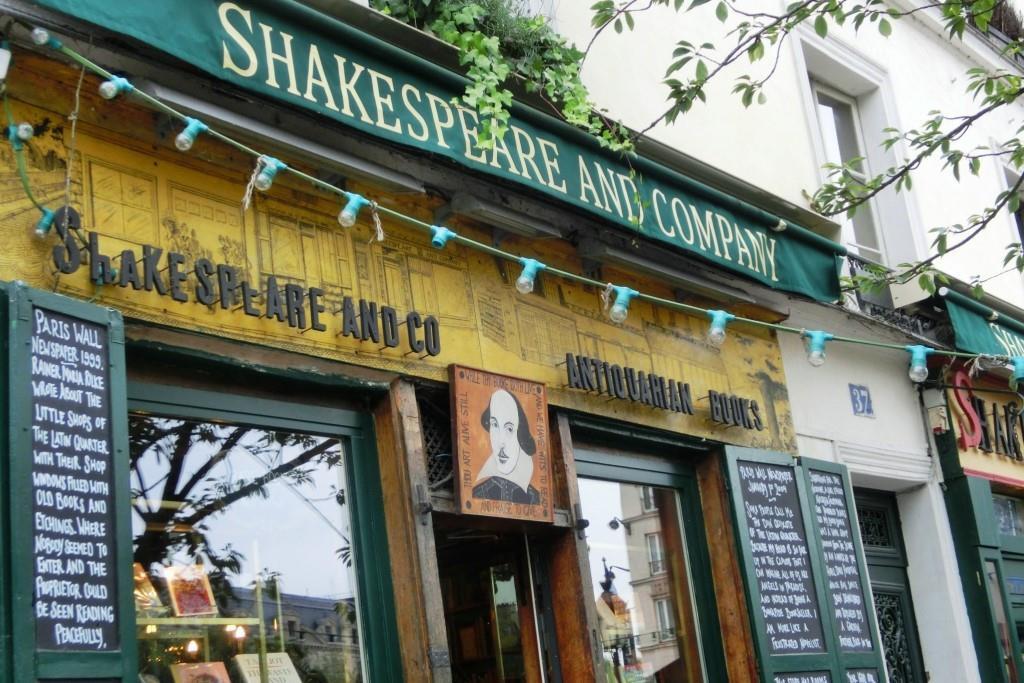 9莎士比亞書店 (11)