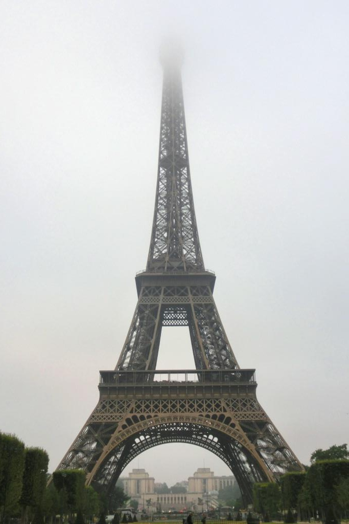1清晨的巴黎鐵塔 (5)