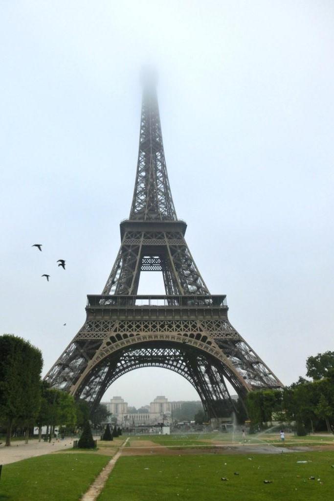 1清晨的巴黎鐵塔 (27)