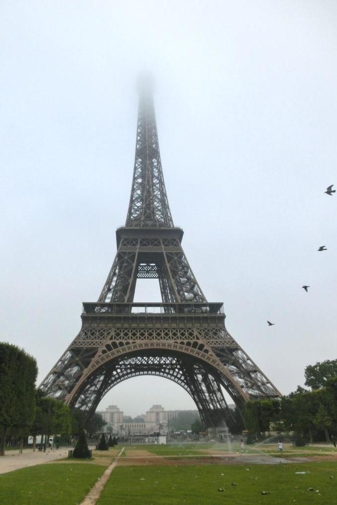 1清晨的巴黎鐵塔 (25)