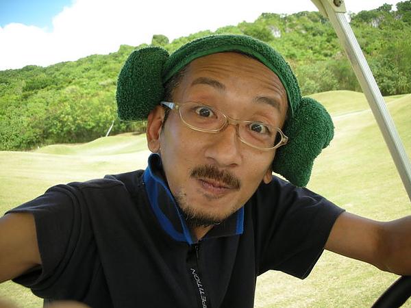 高爾夫球雜誌攝影