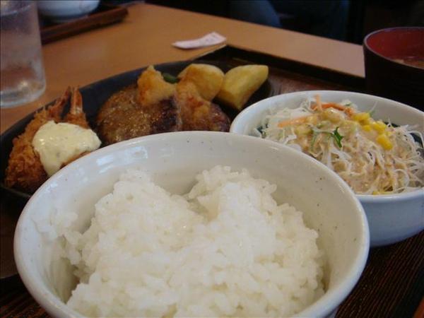 日本的米飯也讓我念念不忘