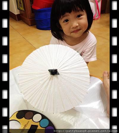 雨傘塗鴉2