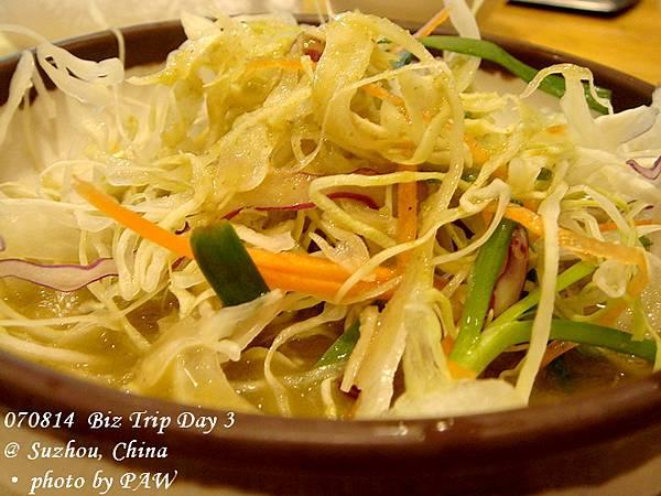 2007.08.14(二) D03 004. 蘇州 農樂園韓國烤肉