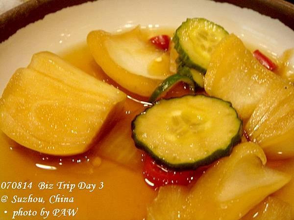 2007.08.14(二) D03 009. 蘇州 農樂園韓國烤肉