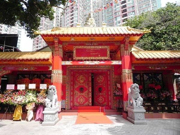 香港首座藏傳佛教寺院 香港薩迦中心.jpg