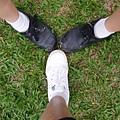 三隻腳   只有我是PUMA   嘿嘿