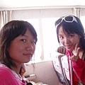 我和曾子 (在船上!)