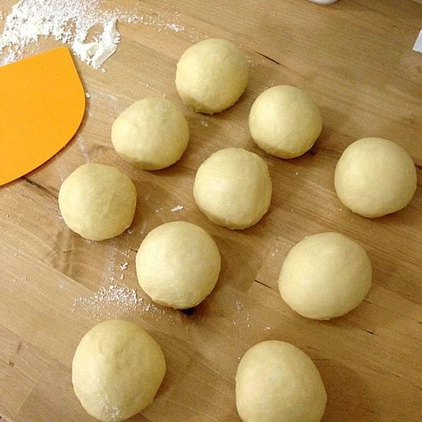 #12 生麵團