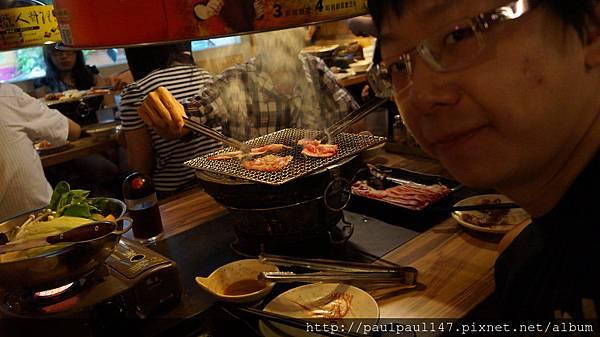 生日吃燒肉
