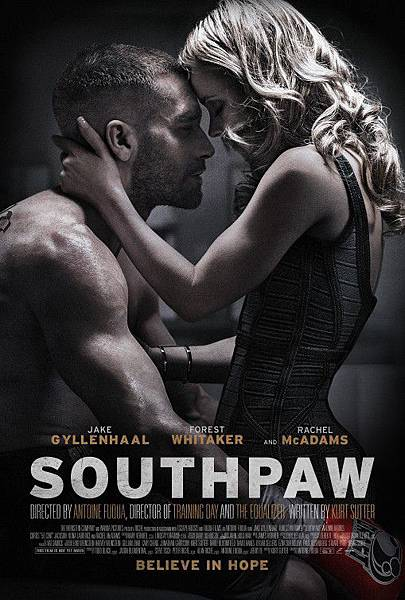 Southpaw_Poster