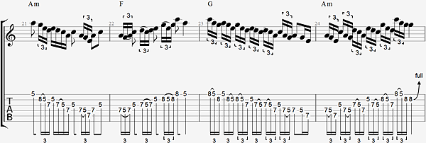 16如何即興演奏五聲音階