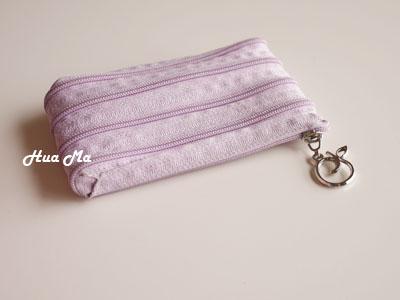 零錢包淺紫01