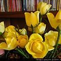 20111121-近來媽咪愛上園藝....家裡也都隨時有插花....